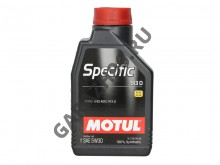 Масло MOTUL Specific FORD 913D замена 913C  5W30 1л